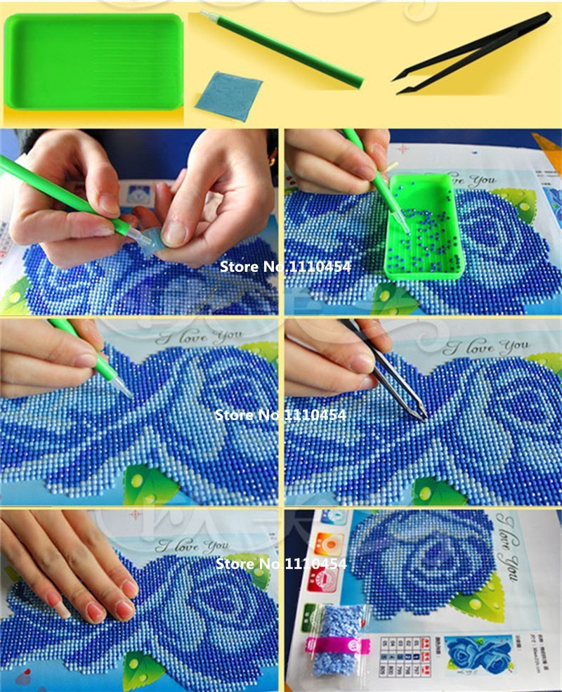 DIY 5D Partial Diamond Embroidery Chiefs Diamond Painting Cross Stitch Kits Diamond Mosaic Home Decoration