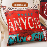 BZ099 Luxury Cushion Cover Pillow Case Home Textiles supplies Lumbar Pillow British style decorative throw pillows chair seat