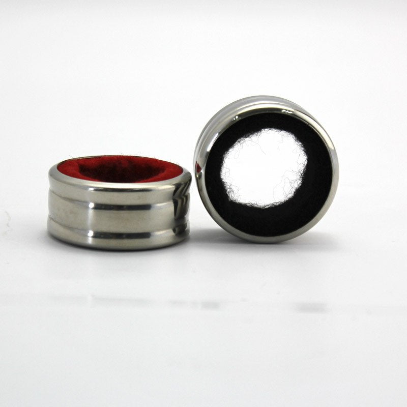 5PCS Red Wine Ring Bottle Liquid Pour Stop Drop Tools Stainless Steel Wine Bottle Drop Proof Stop Ring Wine accessories