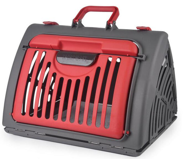 Pet Dog Carrier Box Aircraft air transport Collapsible Cats Dog Carrier Checked Out Box Small Cat Dog Carrier Car Accessories