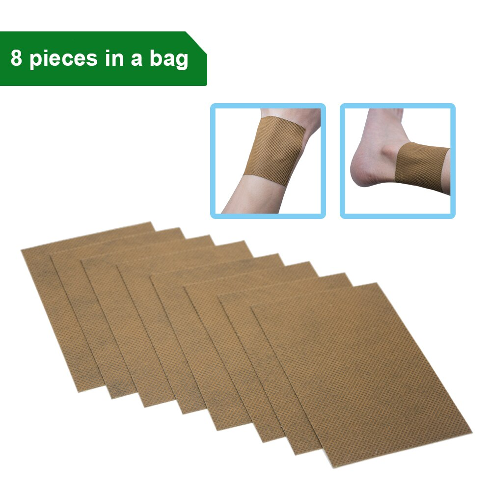 8Pcs Pain Relief Patch Orthopedic Medical Plasters Muscle Back Neck Aches Muscular Fatigue Arthritis Stickers