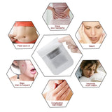 12Pcs/Box Ginger Detox Foot Patch Bamboo Vinegar Pads Improve Sleep Beauty Health Care Slimming Plaster K03001