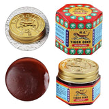 Red Tiger Ointment Balm Arthritis Joint Pain Body Massage Patches Pain Relief Plaster Ointment Headache Dizziness Essential