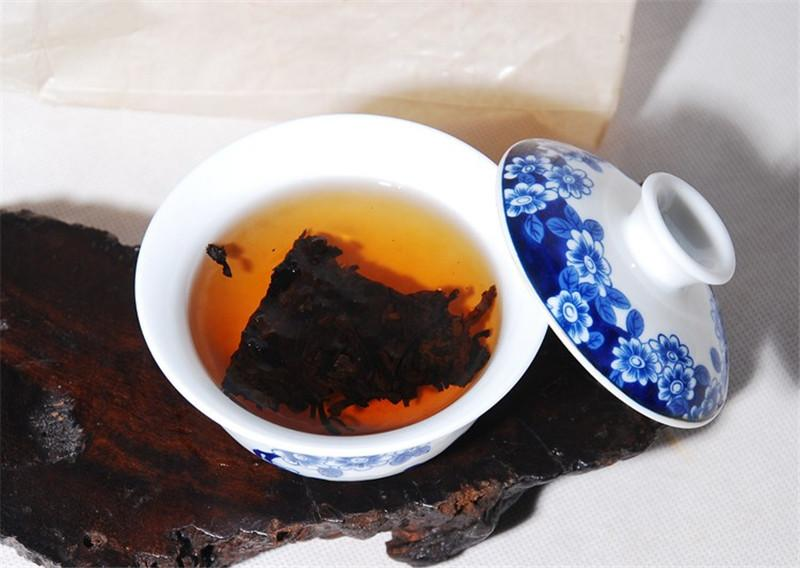 Promotion 200g Ripe Pu'er Chinese Puer Tea Brick tea Old Shu Pu-erh Ancient Tree