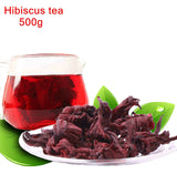 500g Roselle Tea Hibiscus Tea Natural Weight Loss Dried Flower Tea Health Care