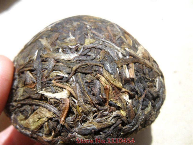 Yunnan Pu'er tea raw puer tea 100g puerh tuo cha pu erh old tree pu er tea