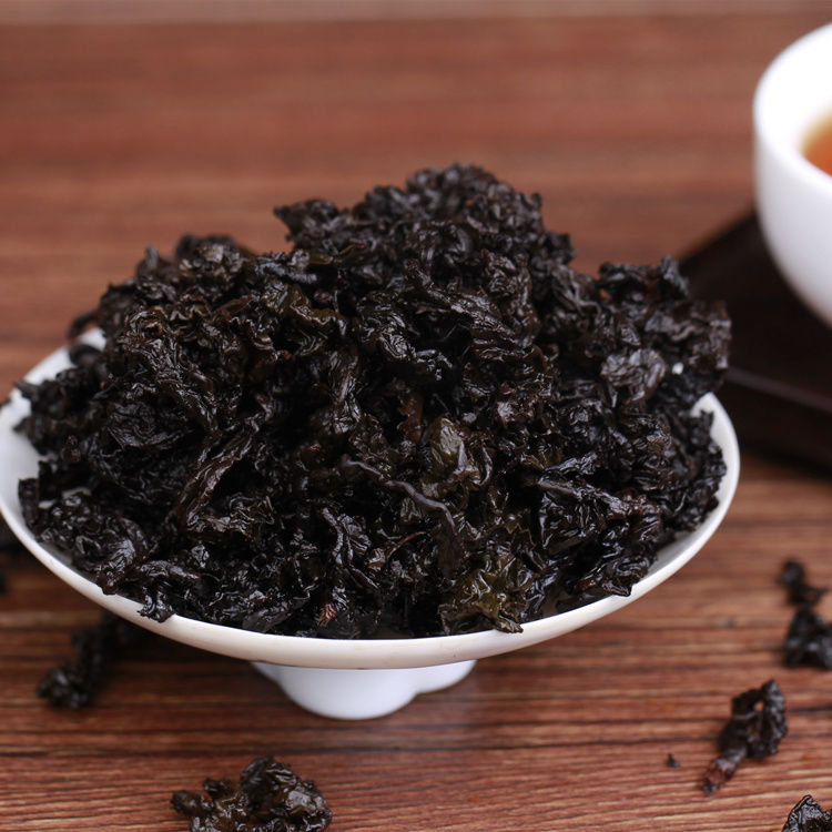 250g Anxi Tie Guan Yin Black Oolong Tea Tieguanyin Tea Health Care Tea Organic Black Tea