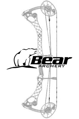 Bear - Ultra Light - String 84 3/4