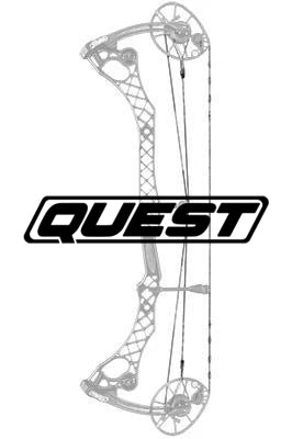 Quest - Bliss - String 86 3/8