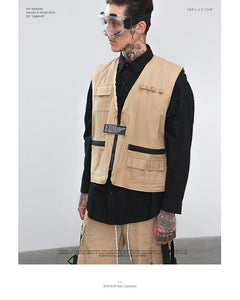 SIM Bad-Ass | Cargo Reversible Vest