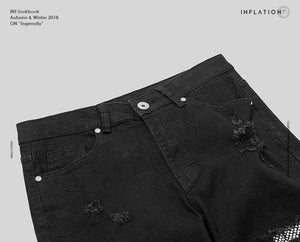 WOLF BLACK DENIM