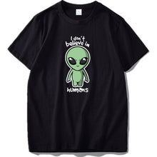 "ALIENS ""BELIEVE"" 