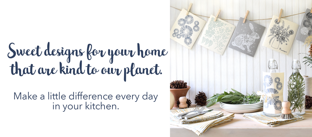 Sweet designs for your home that are kind to the planet.