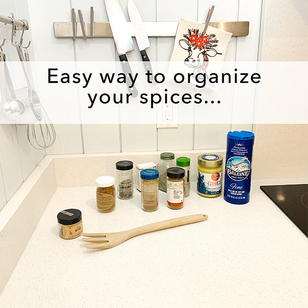 how to keep your kitchen counter clutter free