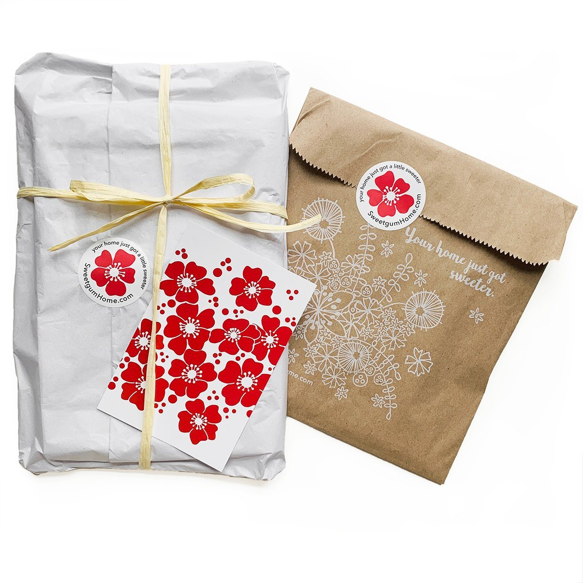 Gift Wrapping sweetgum textiles company, LLC