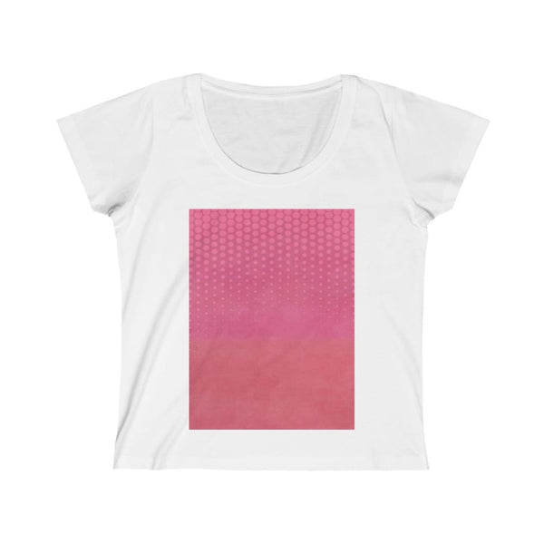Products - soop neck t-shirt
