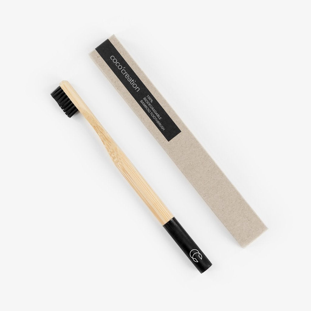 Bamboo Toothbrush - Coco'creation