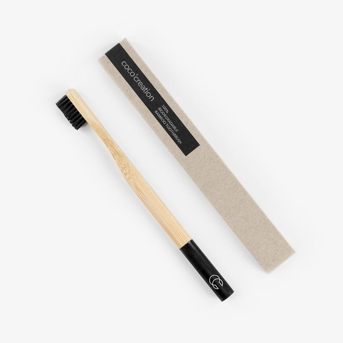 100% Biodegradable Bamboo Toothbrush - Coco'creation