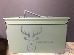 Deer - Ammo Box