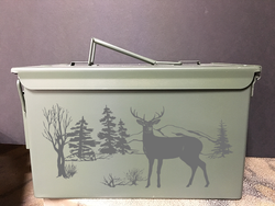 Hunt Scene - Ammo Box