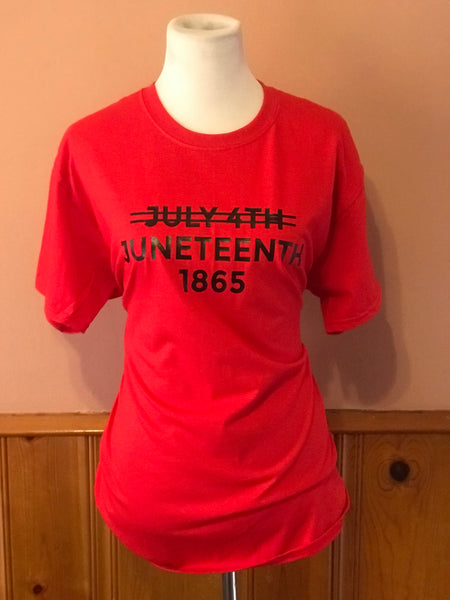 1865 Juneteenth T-shirt