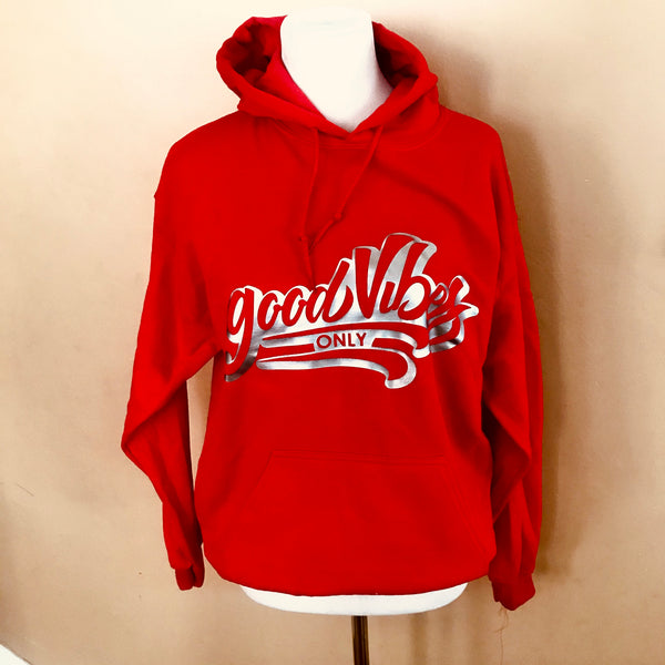 Good Vibes Fashion Hoodie