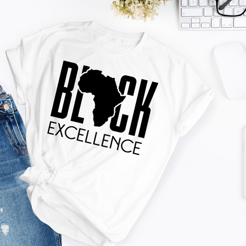 Black Excellence Graphic T-Shirt