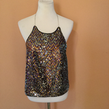 Sequin Fashion Top