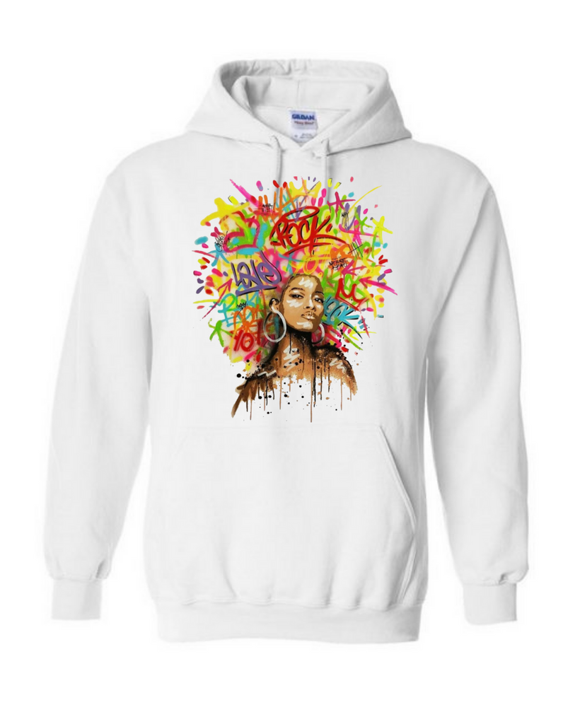 Colorful Soul Fashion Hoodie