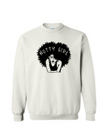 Notty Girl Crew Neck Sweat Shirt