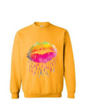 Sugar Lips Crewneck Sweatshirt