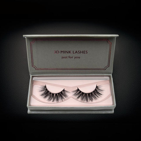 Handmade Full Strip Mink Eyelashes
