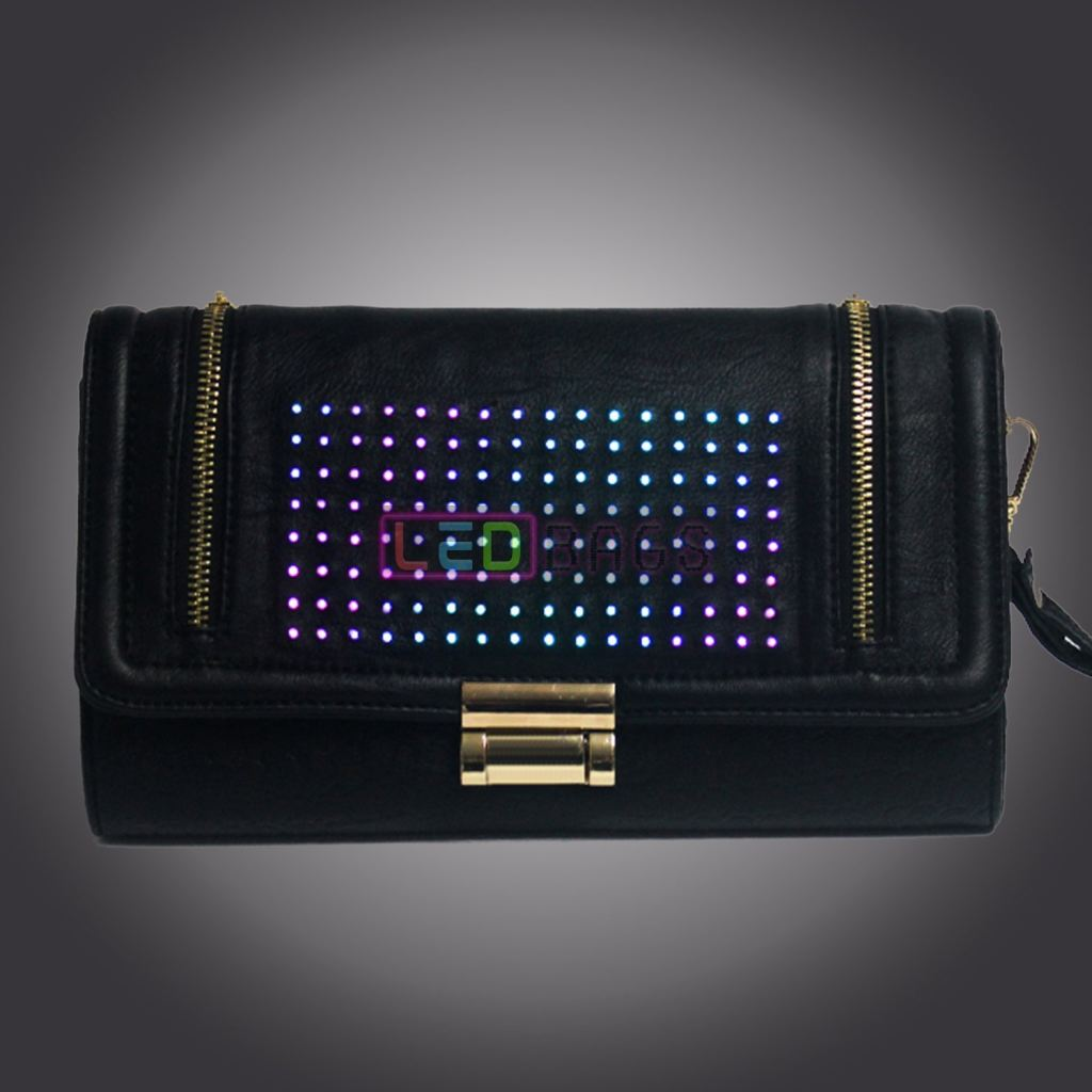 Buy Led Clutch Evening Handbag Light Up Purse With The Best Price In Our Online Shop. Not Be Rechargeable Bags