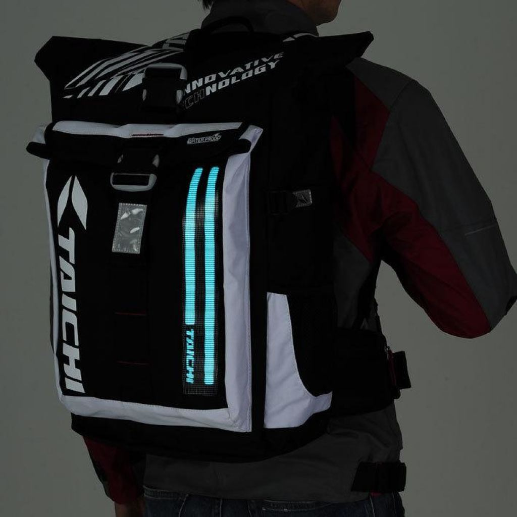 Buy New Back Pack Water Proof Bag Backpack Daily Travel Bag With Led Light In Our Online Shop Led Bags