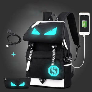 Buy Raged Sheep School Backpack Men Anti-Theft With The Best Price In Our Online Shop Black Led Bags