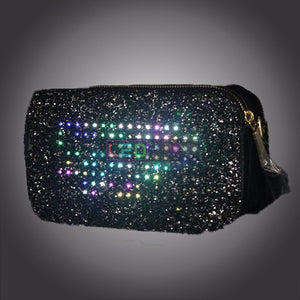 Led-Bags:  Magic Led Clutch Evening Bag Not Be Rechargeable Bags