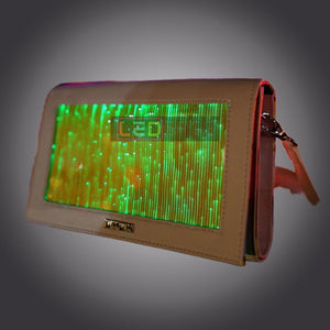 Led-Bags:  Light Up Fiber Optic Tote Bag Led Bags