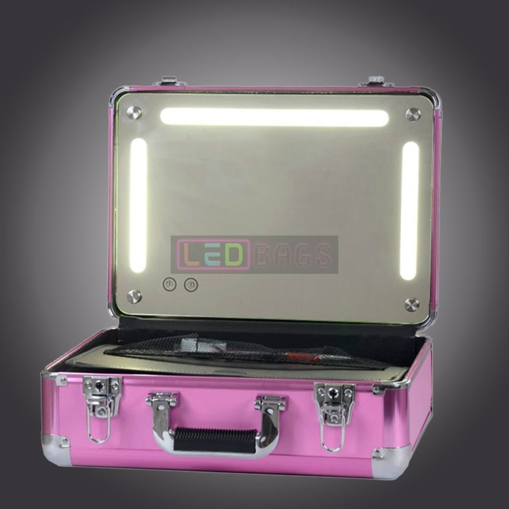 Led-Bags:  Led Cosmetic Case Led Bags