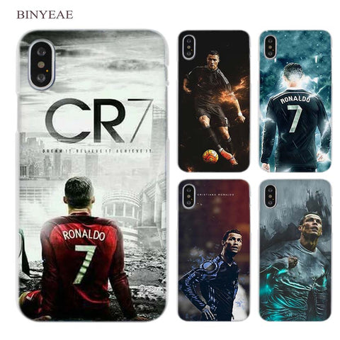 bf3a78092 CR7 Real Madrid Apple iPhone Case
