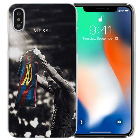 661937a0a Messi Moment Apple iPhone Case