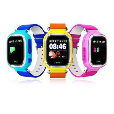 Relógio Smart Watch GPS Monitoramento Infantil