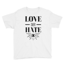 LOVE OVER HATE-LITTLES WHITE & GREY
