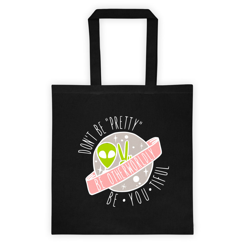 BE OTHERWORLDLY TOTE