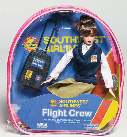 Flight Attendant Dolls