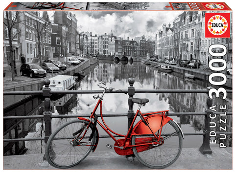 Amsterdam Educa Puzzle (3,000 pieces)