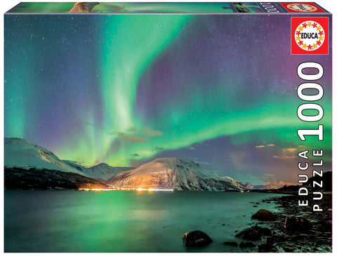 Aurora Borealis Educa Puzzle (1,000 pieces)