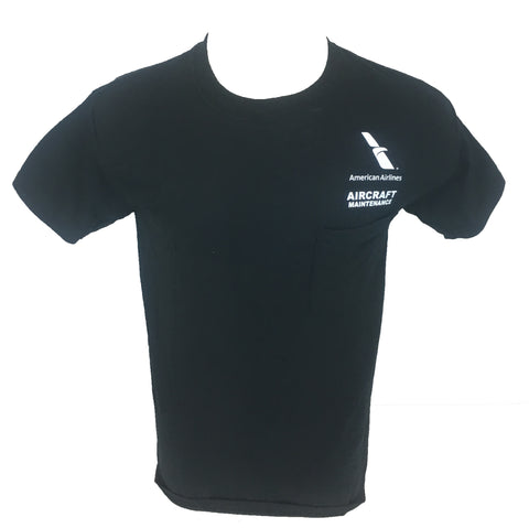 AA Aircraft Maintenance T-shirt