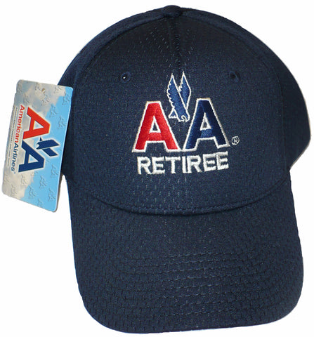 Old AA logo retiree cap