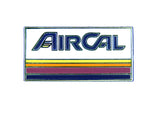 Air Cal Lapel Pin