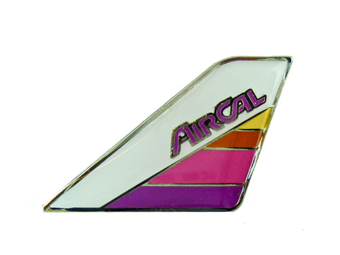 Air Cal Logo Tail Pin